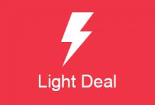 外贸商城网站的秒杀 Light Deal应用